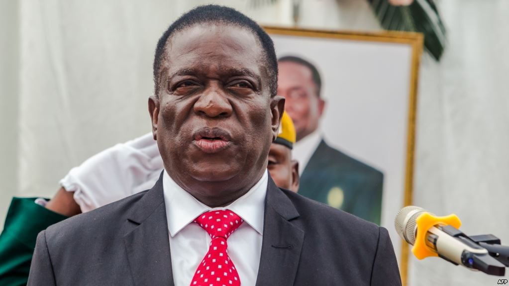 Zimbabwe Minister accuses opposition of Gun smuggling