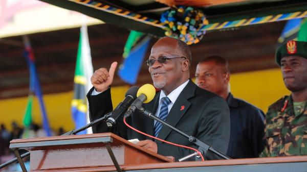 Tanzania elections: President Magufuli in landslide win amid fraud claims