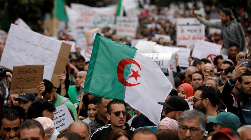 Algeria votes on tweaked constitution aimed at ending protest movement