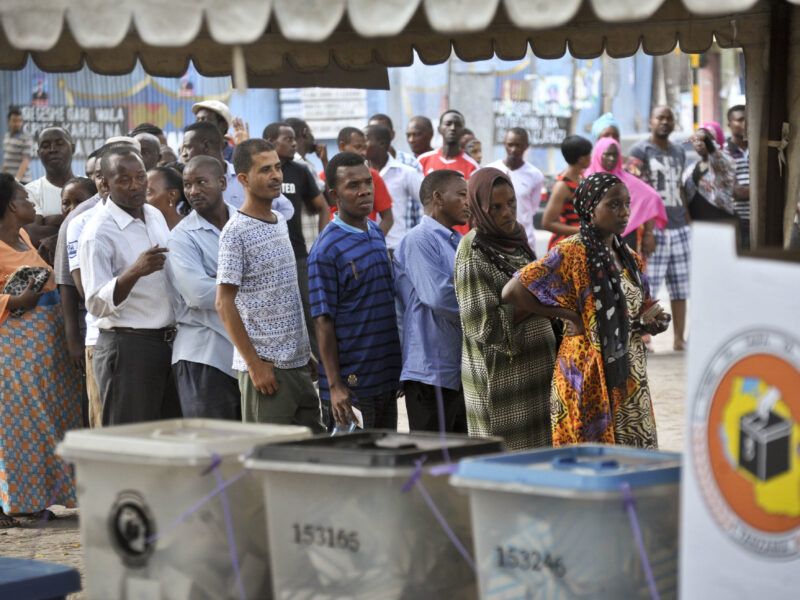 Tanzania opposition loses key seats in vote marred by fraud claim