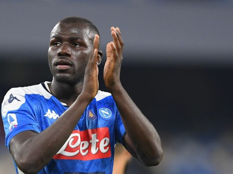 REPORTED LIVERPOOL TARGET KOULIBALY MAKES TRANSFER ADMISSION