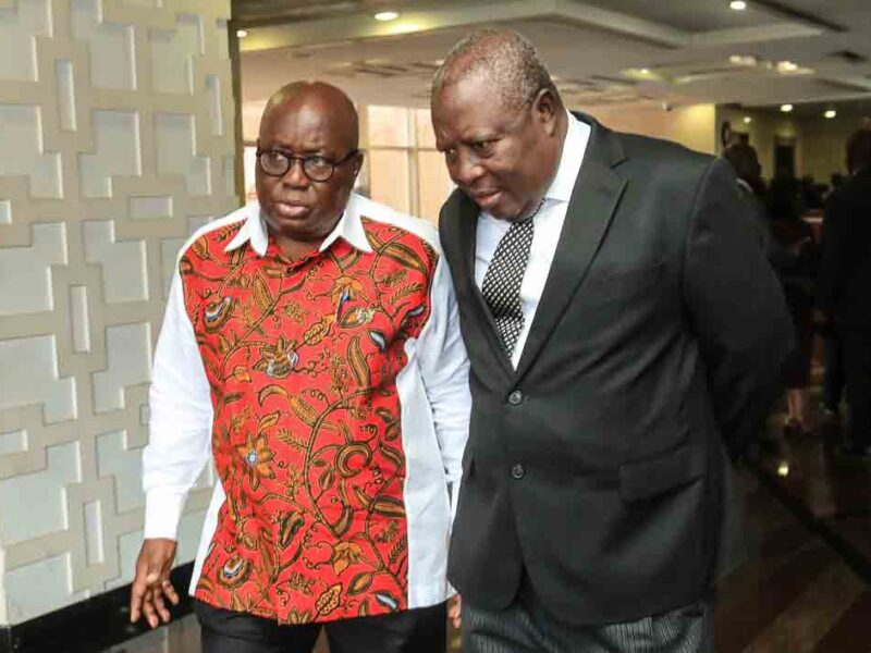 Updated: Ghana's  Special Prosecutor, Martin A.B.K Amidu has resigned from his position three years after his appointment.