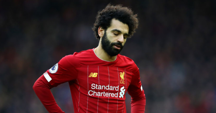 Jurgen Klopp has spoken to Mo Salah about his conduct after positive Covid-19 tests