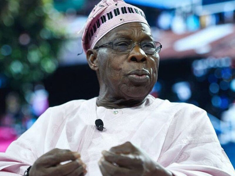 Obasanjo reveals why Atiku's alliance with Ekwueme collapsed