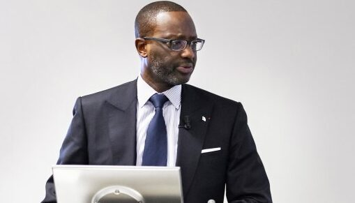 Ex-Credit Suisse CEO Tidjane Thiam Gets Influential Role in Rwanda