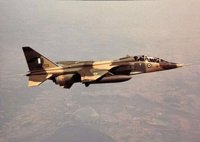 Military airstrike hits terrorists logistics base, kills scores in Borno