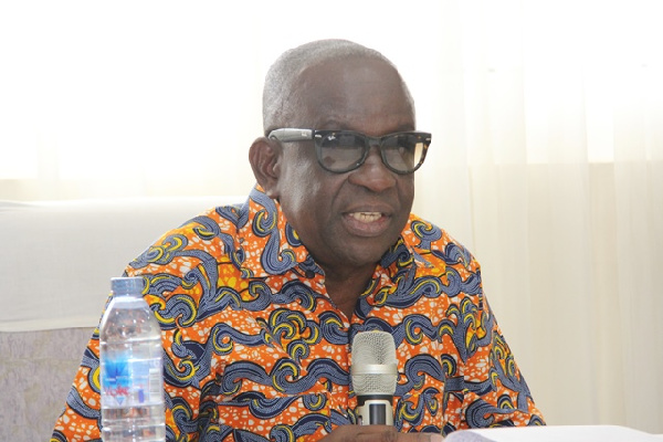 Ghana's security minister assures Country of peaceful elections