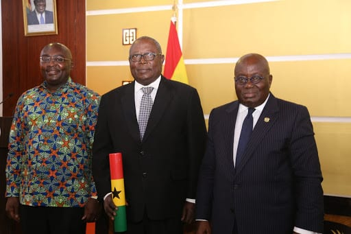 Updated:Ghana's President replies the outgoing Special Prosecutor in a 9 page statement