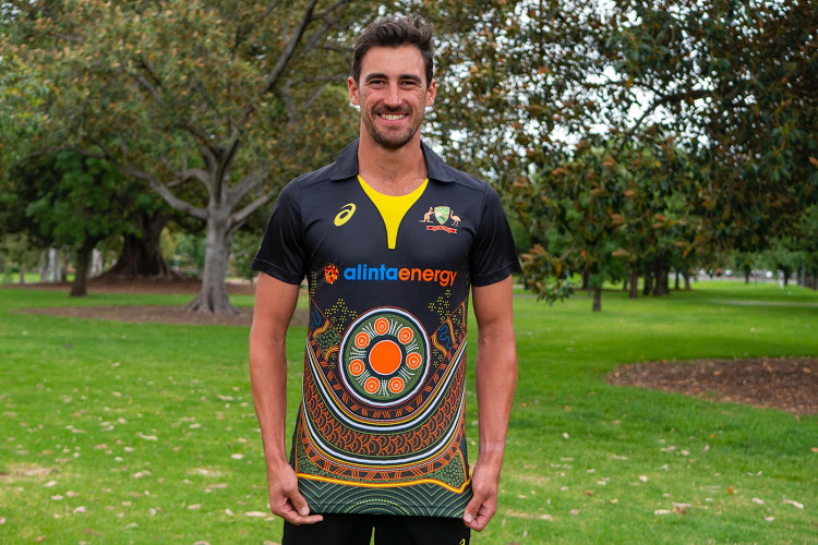 Australian men's team to do 'barefoot circles' as anti-racism statement