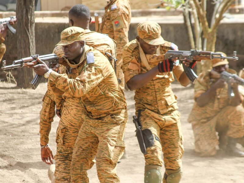 14 Burkina Faso soldiers killed by extremists in Sahel area