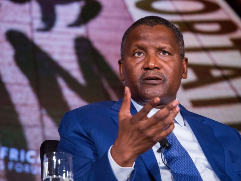 Dangote Wants Private Sector to Fund Healthcare