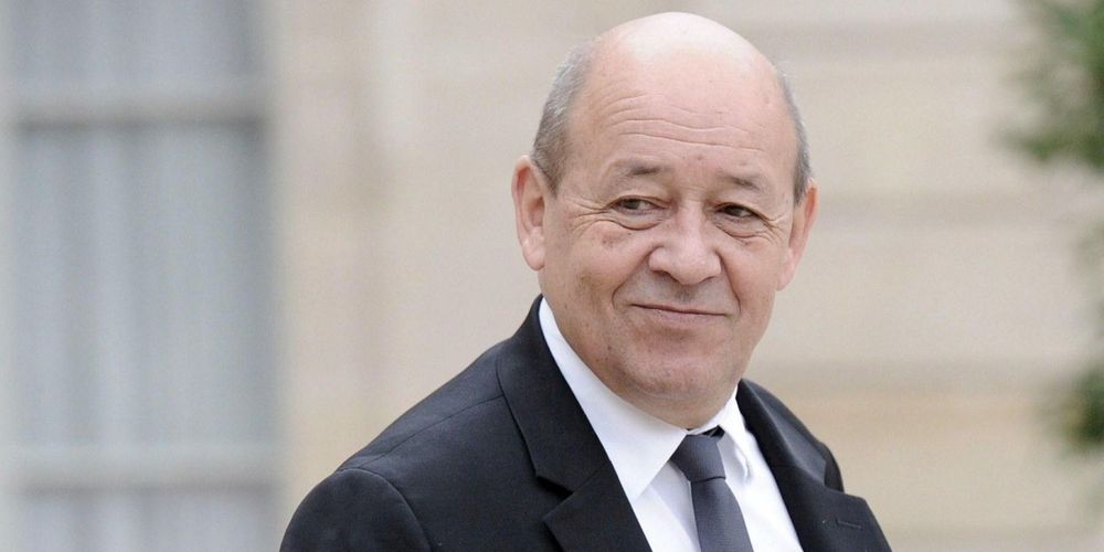 French Foreign Minister Visits Egypt to Ease Tensions Between Paris and Muslim World