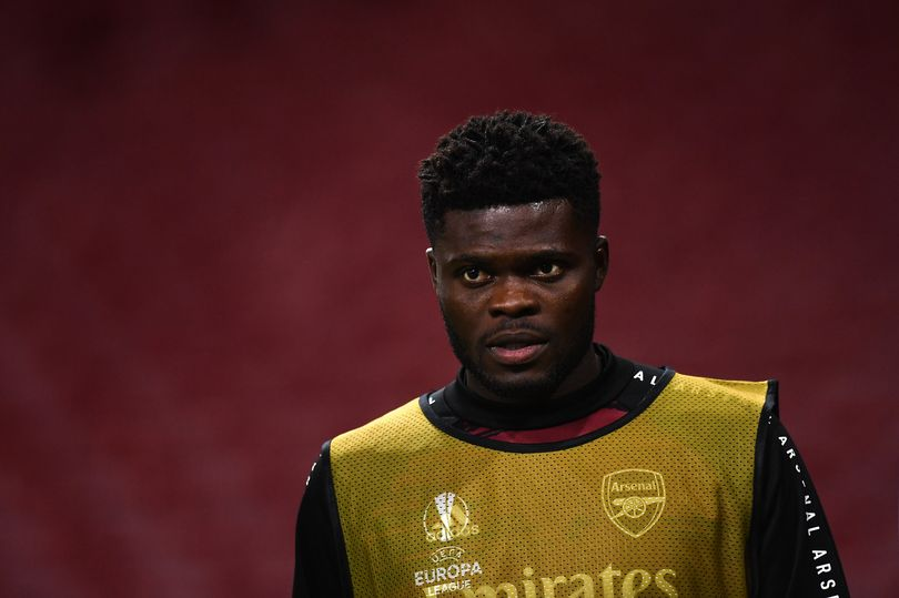 Thomas Partey opens up on leaving Africa, Arsenal life and idolizing Michael Essien