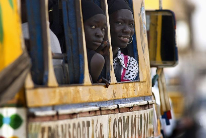 Women and girls bear brunt of Africa 'transport poverty'