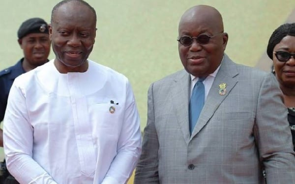 Ghana: Vice Presidential candidate calls for the resignation of the Minister of Finance