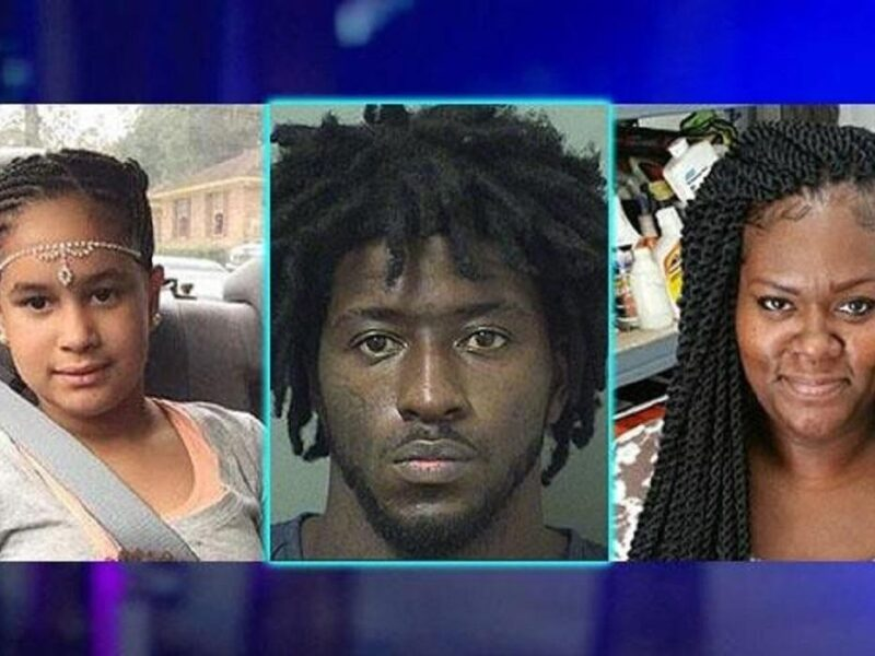 Man Who Murdered Fla. Mom, Then Chased Her Daughter from Home and Killed Her, Gets Death Sentence