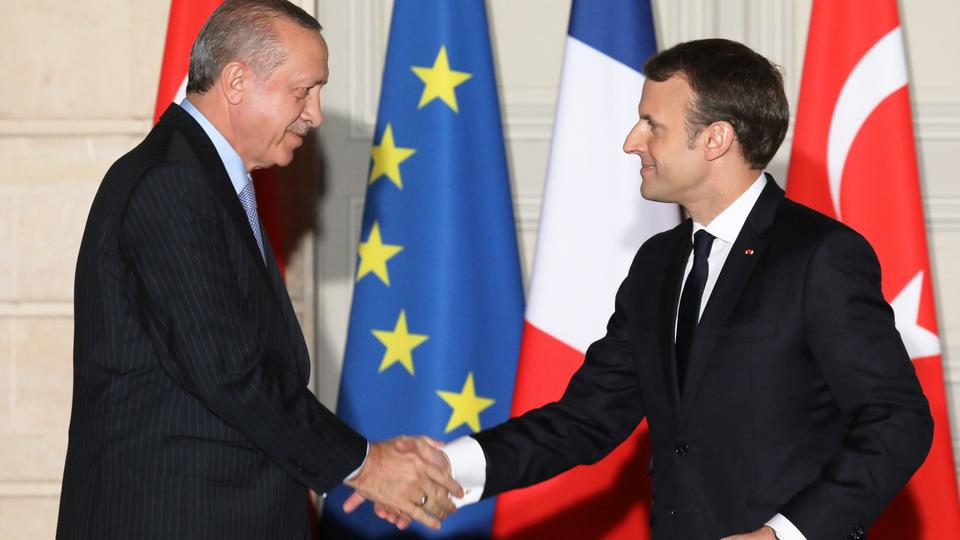 Macron Accuses Russia, Turkey of Promoting Anti-French Sentiment in Africa