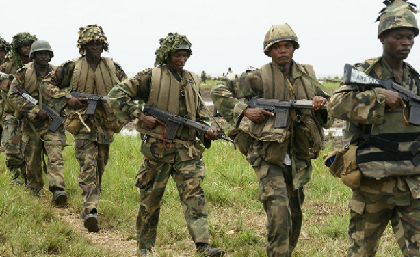 Nigerian Forces Surround Southern Oil Town After Soldiers Killed