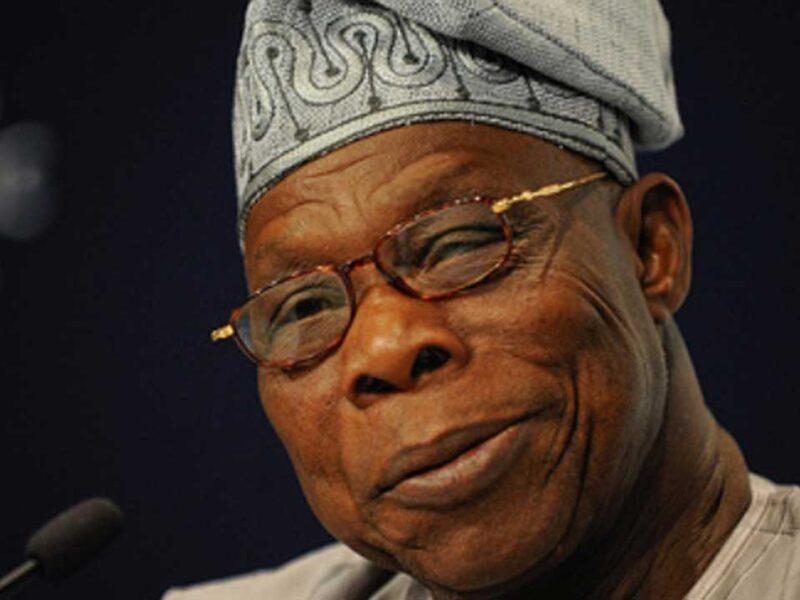Obasanjo cautions Ghana's presidential candidates ahead of poll