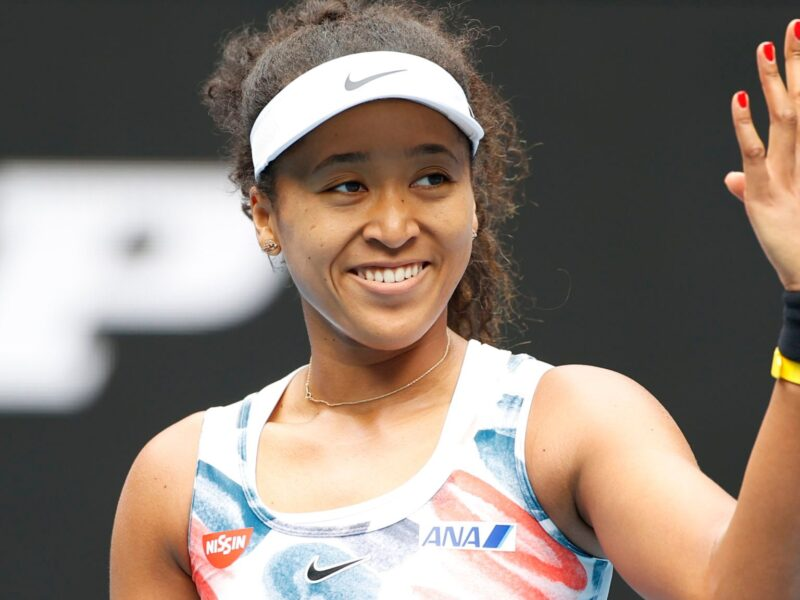 "Naomi Osaka: ""Here is my favorite sport besides tennis"""