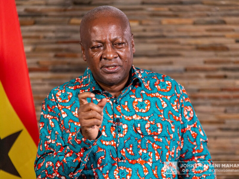 Ghana's former President dismiss allegations made by the country's special prosecutor