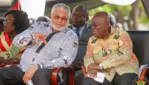 We saw value in each other, says President Akufo-Addo