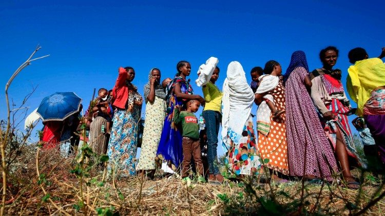 UN call for humanitarian pause in Ethiopia