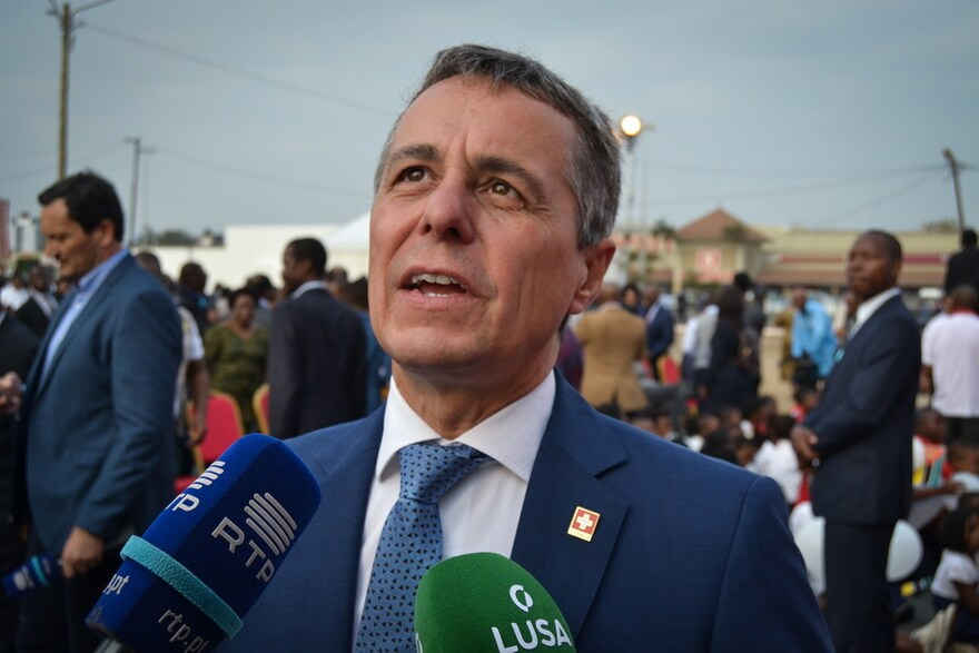Swiss to send army personnel to Mozambique
