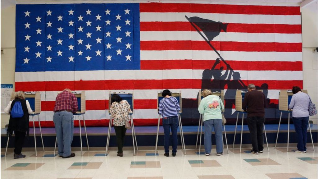Nation by nation, the world watches Election Day in the US