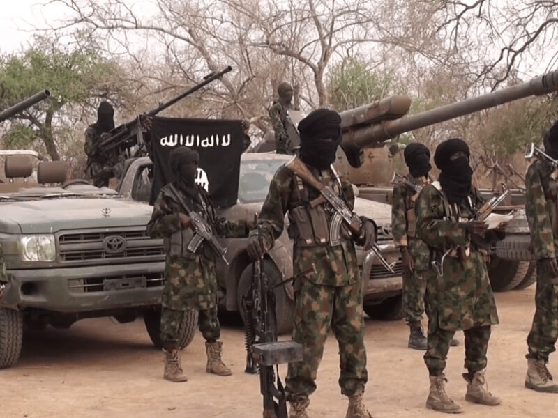 Many Feared Dead As Boko Haram Terrorists Attack Communities, Burn Churches In Borno