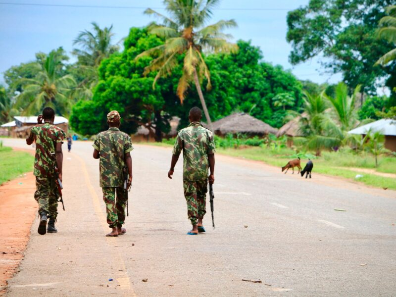Mozambique Troops Fight Off Attack Near $20 Billion LNG Project