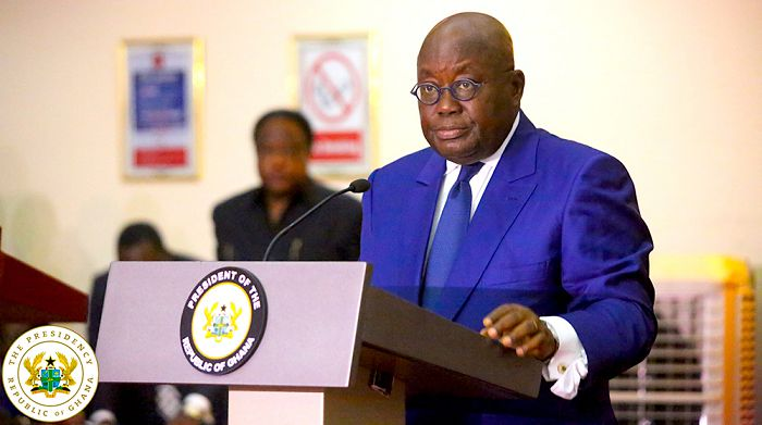 Ghana elections 2020: Go out there and exercise your civic duty says President Akufo -Addo