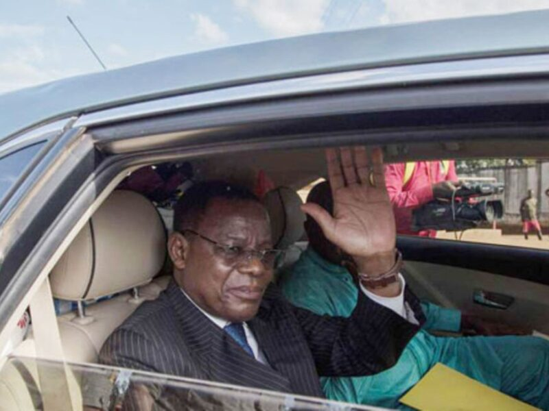 Cameroon withdraws troops from opposition leader's residence