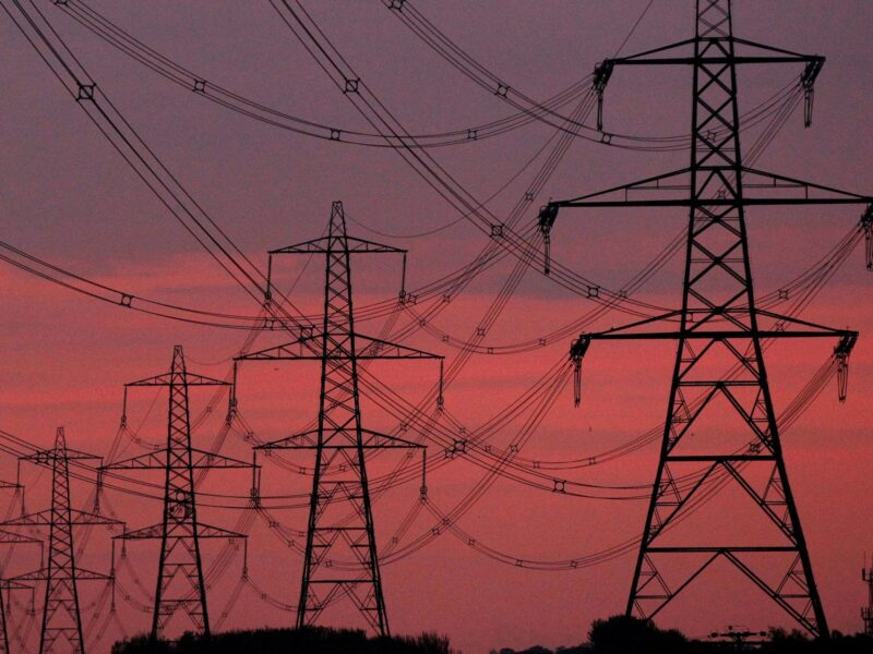 Global electricity demand to fall 2% this year, says IEA