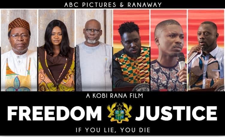 Ghana government bans premiering of movie on politics and corruption