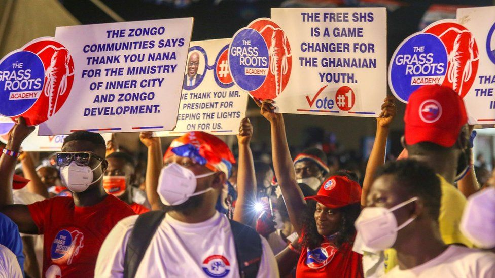 Ghana's election 2020: Six things you should know