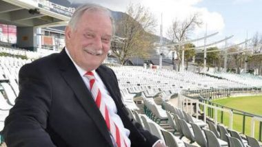 South African cricket loses its voice on Christmas day