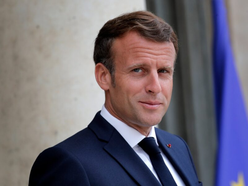 Macron says he raised Egypt's rights record with Sisi