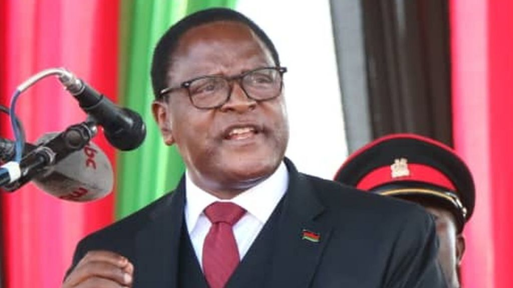 Malawi named country of the year