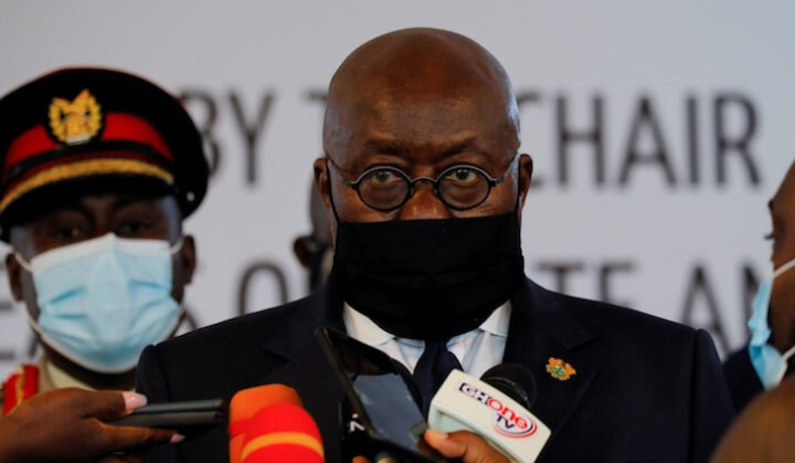 Ghana's NDC to challenge election result, Akufo-Addo era judges dominate court