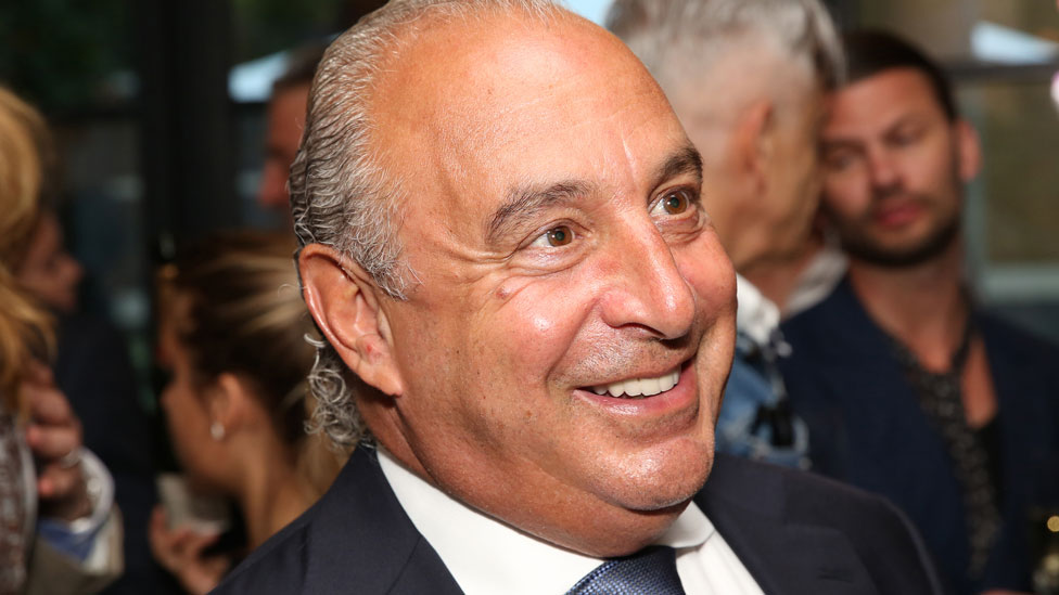 The fall of the king: Philip Green's Arcadia adventure ends in ignominy