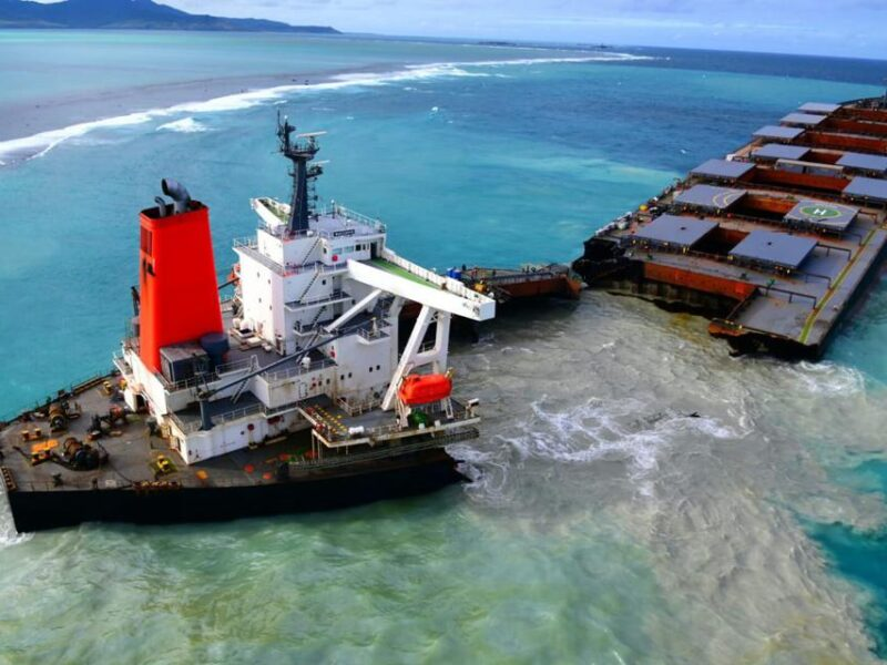 Global Toxic Ship Fuel Scandal Revealed By Mauritius Oil Spill: A Special Report