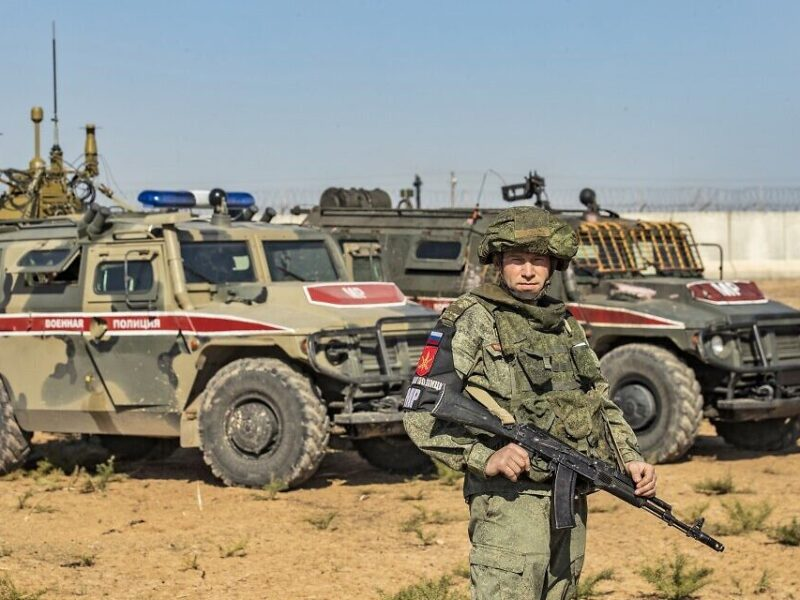 With Base in Sudan, Russia Expands Its Military Reach in Africa