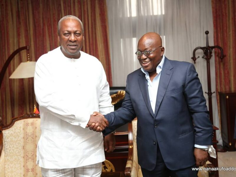 Ghana election 2020:Political parties not allowed to campaign a day before the elections