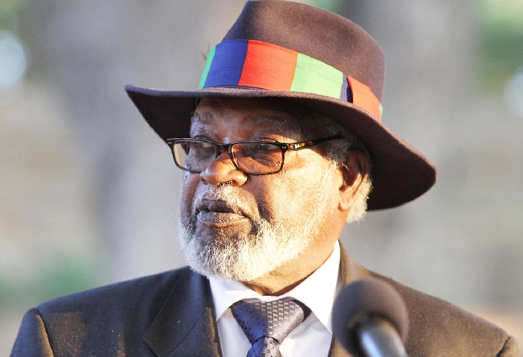 Namibia's Sam Nujoma discharged from hospital