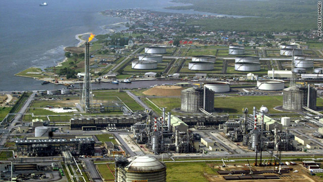 Shell Nigeria Employees Vandalize Oil Pipelines