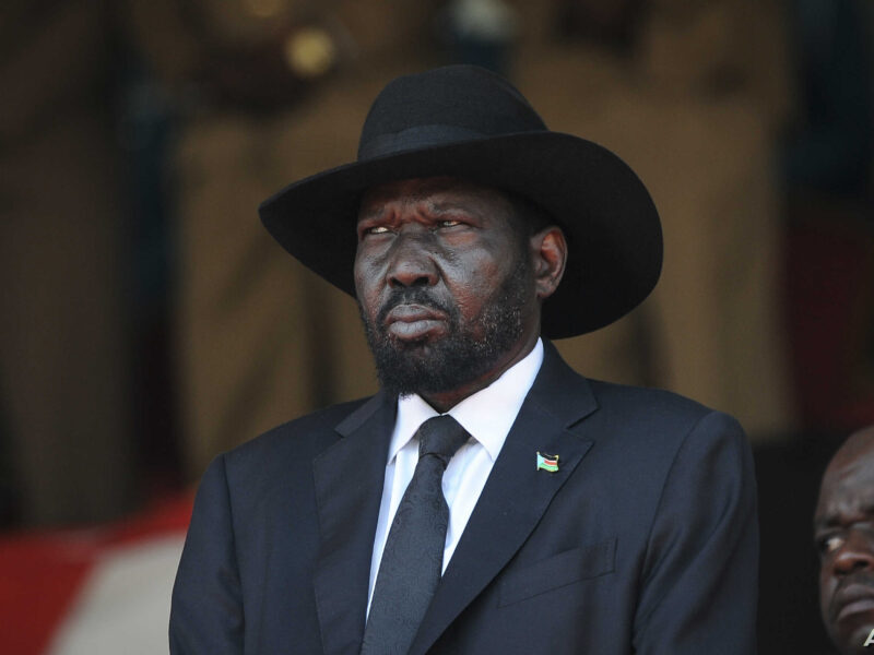 South Sudan's two big foreign policy questions