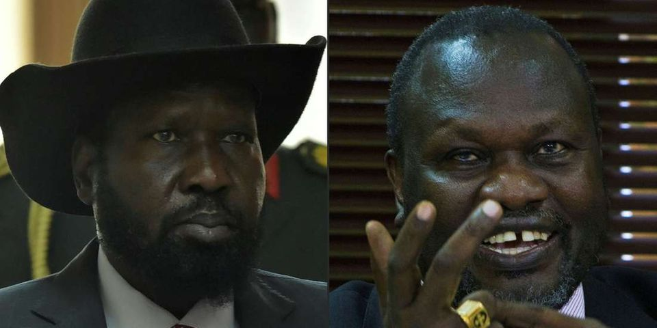 S. Sudan's presidency okays completion of unity government