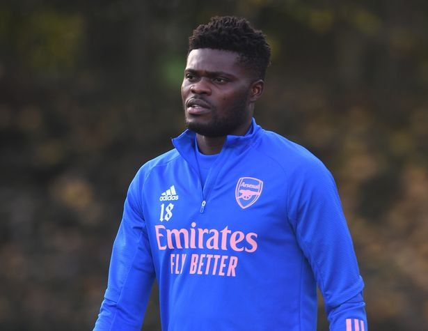 Thomas Partey is an example of Arsenal's brain not functioning' – Keown