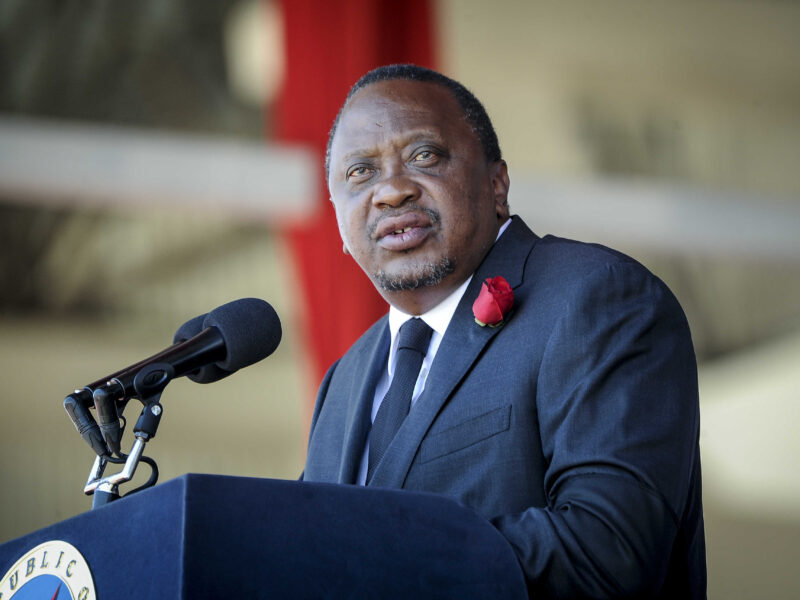Uhuru directs chiefs to ensure all learners report to school in January